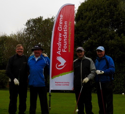 The 2016 AGF Golf Day