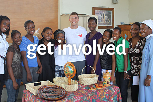get involved - Andrew Grene Foundation - Haiti