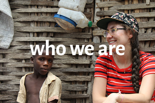 who we are - AGF Haiti