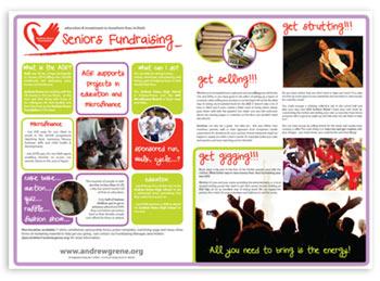 Senior School Fundraising Pages