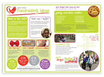 Junior School Fundraising Pages