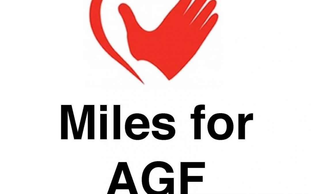 Miles for AGF update