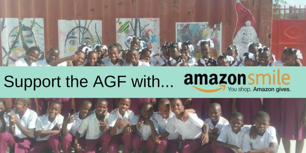 Shop through Amazon Smile and help raise funds while you shop