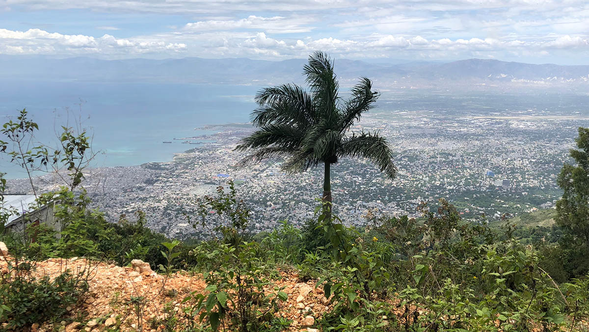 The Holden Haiti Half Views