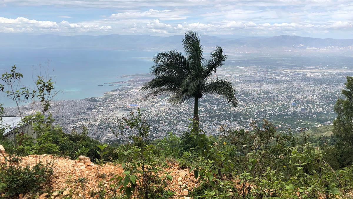 The Holden Haiti Half Views