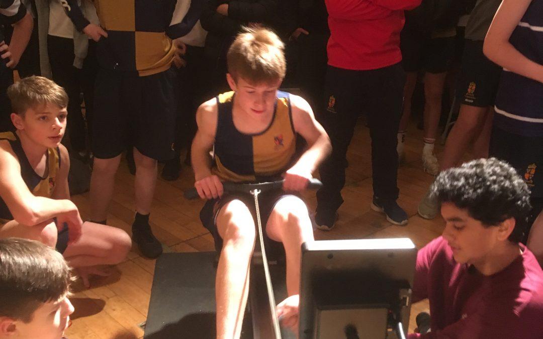 Ridgemount Rowing Challenge